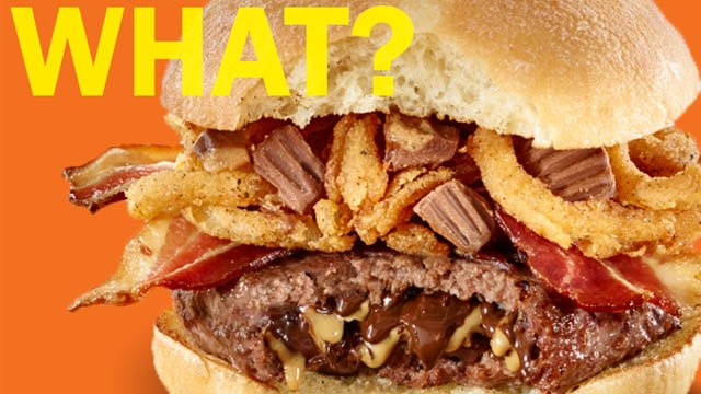 The Reese PBC Burger. (Reese Facebook photo)
