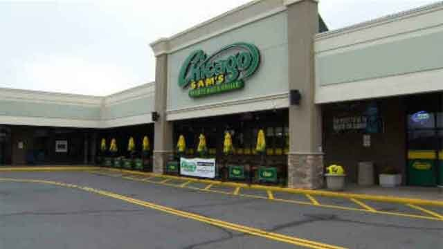 The most recent almost victim of the Eversource scam was Chicago Sam's in Cromwell. (WFSB)