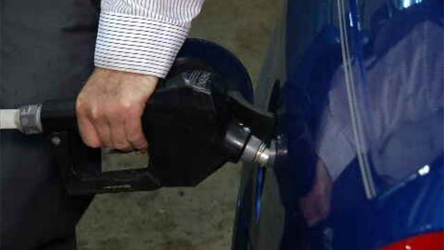 The average price of gas in Connecticut is expected to drop below $2. (WFSB)