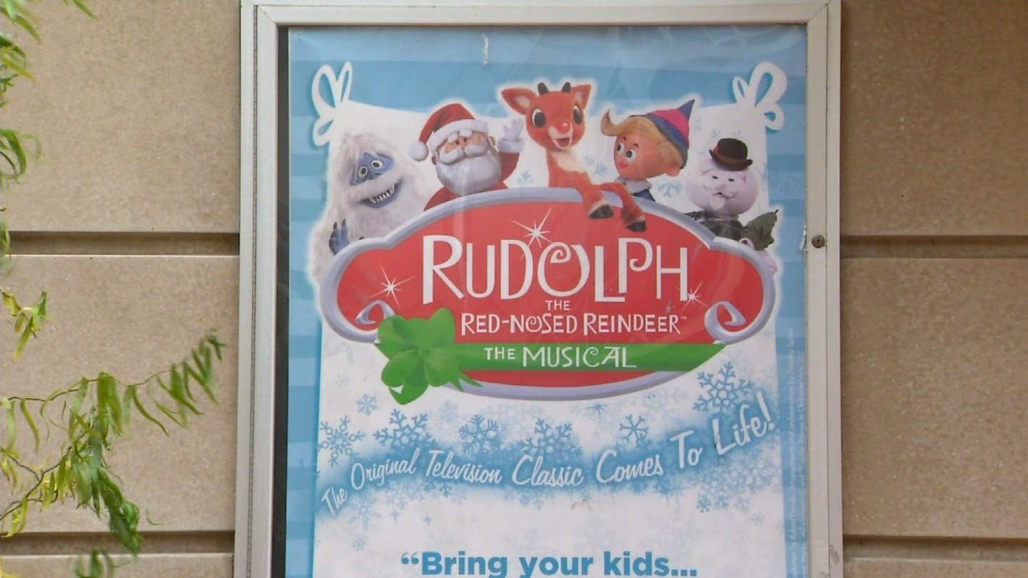 A sensory-friendly performance of Rudolph the Red-Nosed Reindeer comes to Bushnell. (WFSB)