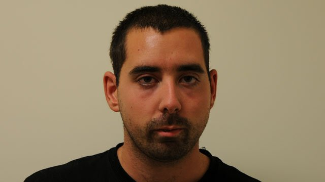Joel St. Peter. (New Britain police photo)