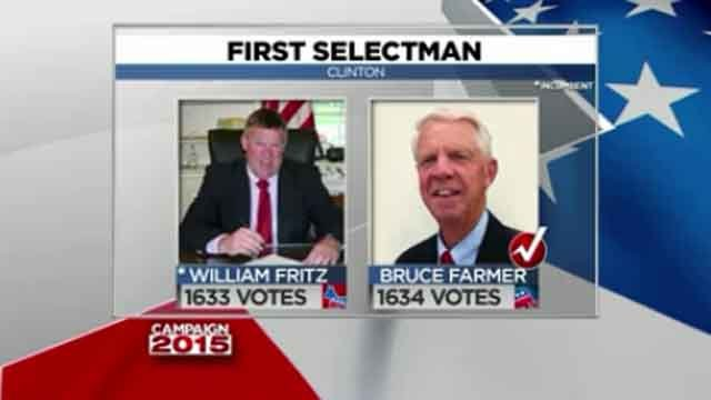 Democrats could challenge election recount in Clinton (WFSB)
