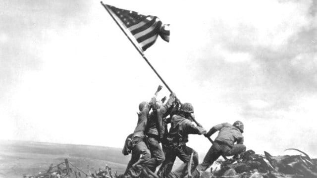 Iwo Jima. (mcu.usmc.mil photo)