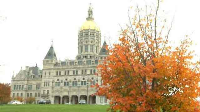 The governor announced there is an agreement to fix the state's unfunded pensions. (WFSB file photo)