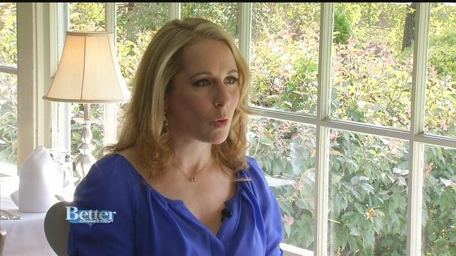 Christine Petit said she is is committed to helping women. (WFSB)