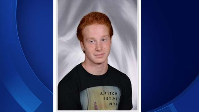 Tyler Plenzio was last seen on Friday at the Conard High School football game (submitted)
