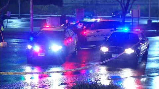 Emergency crews have responded to Dixwell Avenue because of a four car crash. (WFSB)