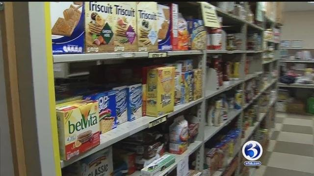 First responders in Greater Hartford to hold Emergency Hunger food drive this weekend. (WFSB)