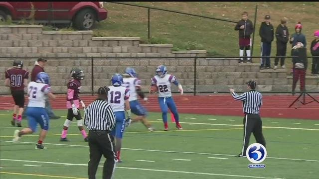 Coginchaug High School Nick D'Angelo resigned this week. (WFSB)