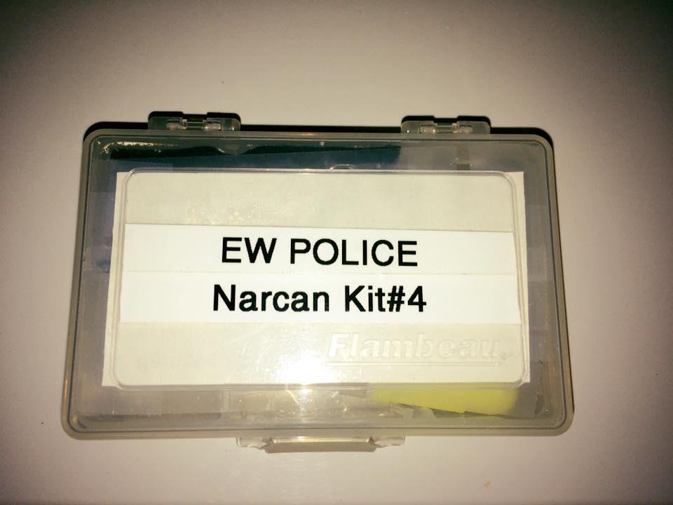 Photo courtesy of East Windsor Police Dept. Facebook page