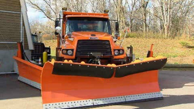 New plow trucks to be rolling out this winter (WFSB)