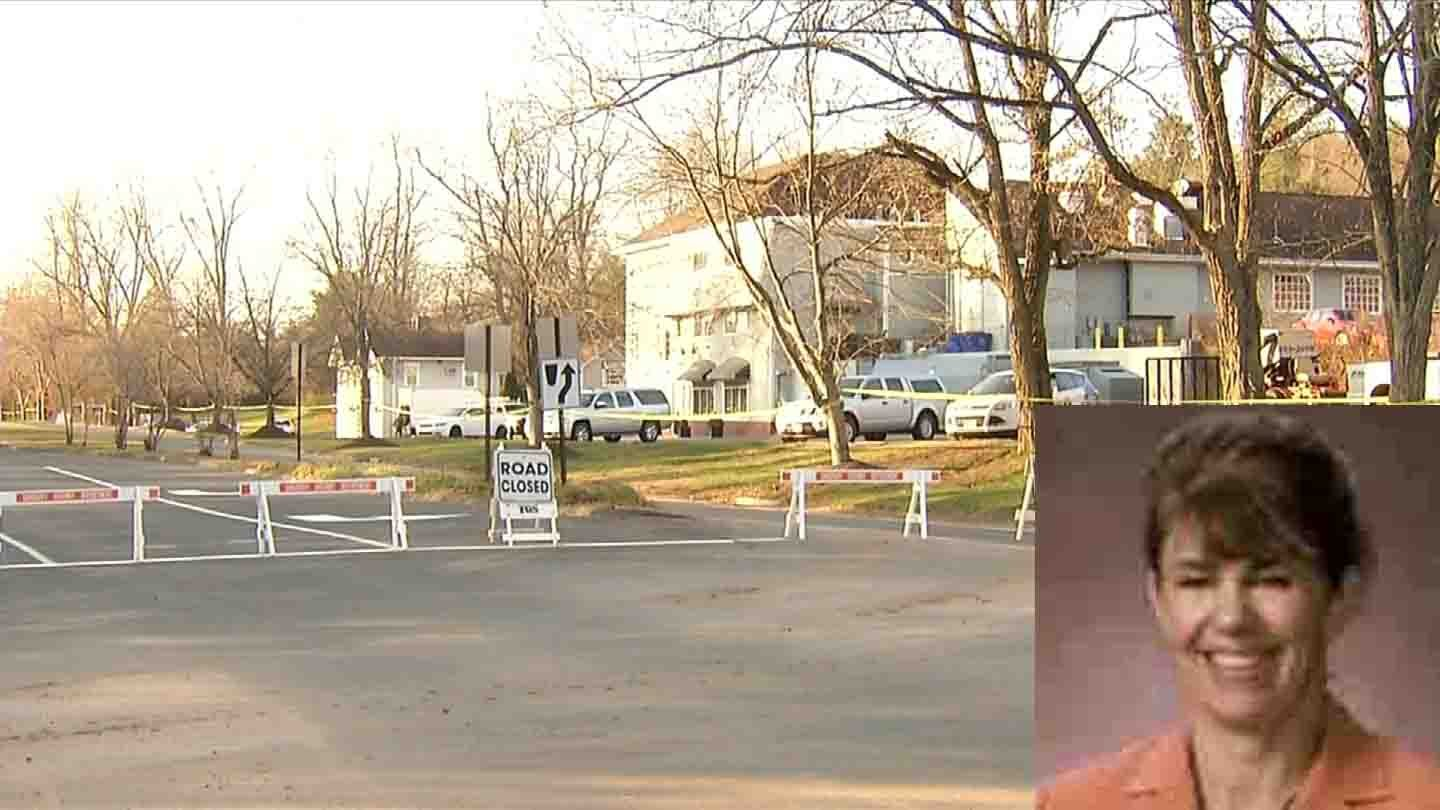 Iron Horse Boulevard was closed on Monday and Tuesday while investigators looked into the death of Melissa Millan.