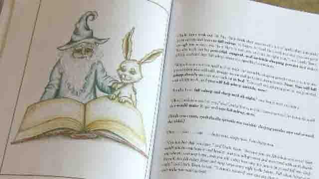 """Parents calling bedtime book """"magic"""" (WFSB)"""