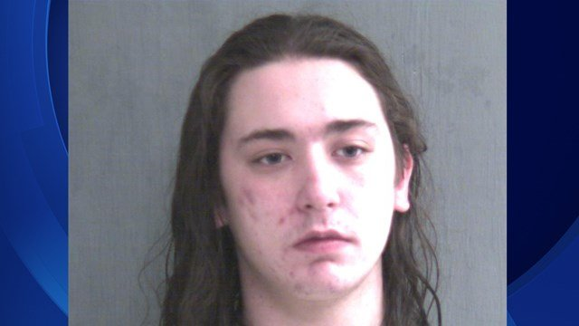 Davidson Izzo. (Enfield police photo)