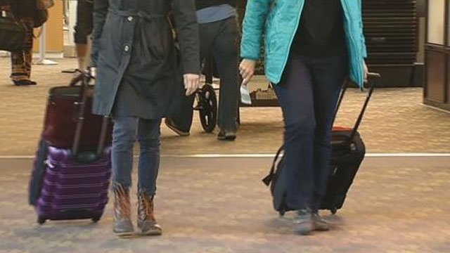 Travelers changing plans after deadly Paris attacks. (WFSB)