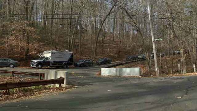 State police continue to investigate the death of Joel R. Suero in Bethany. (WFSB)
