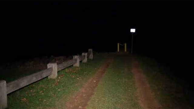 Man dies at Giuffrida Park in Meriden (WFSB)