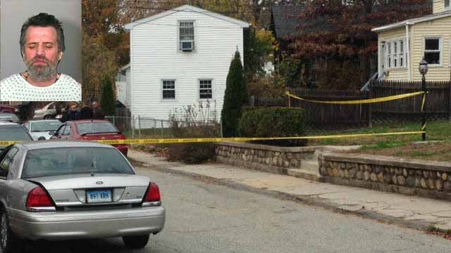 David McKeever was charged with murder. (WFSB/New London police)