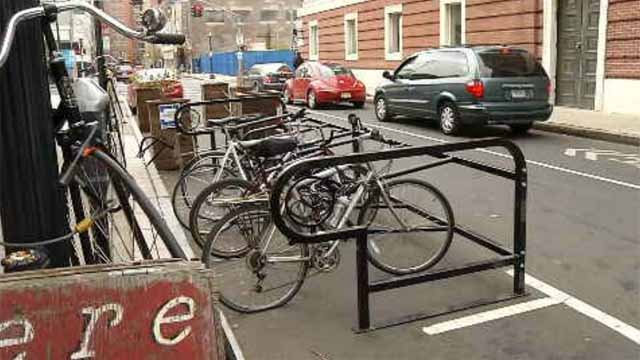 Bike Friendly New Haven is looking to help more people peddle their way across the Elm City. (WFSB)