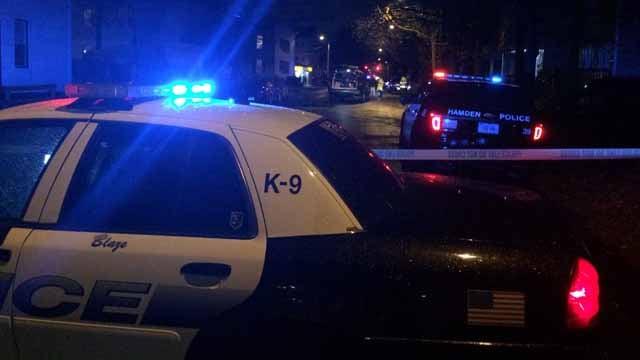Man injured in Hamden shooting (WFSB)