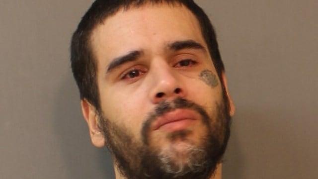 Jesus Feliciano-Flores. (East Hartford police photo)