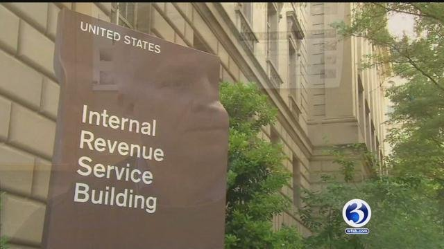 Police are warning CT residents that someone is claiming to be form the IRS. (WFSB)