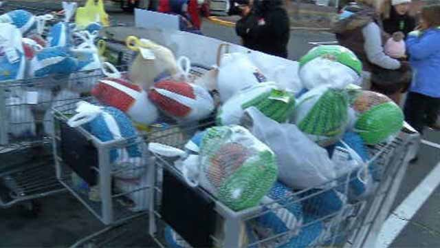 Foodshare is in need of turkeys (WFSB file photo)