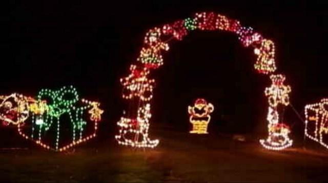 Holiday Light Fantasia kicks off on Thanksgiving (WFSB)