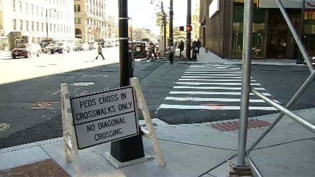 Hartford police cracking down on 'jaywalking' (WFSB)