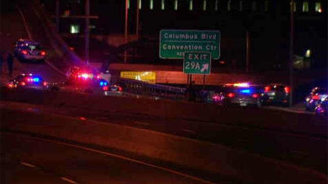 Crash closes I-91 south in Hartford (WFSB)