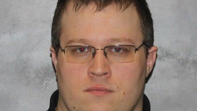 David Pfaff. (West Haven police photo)