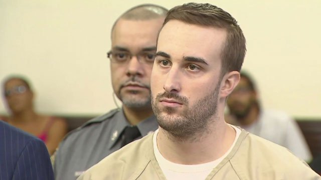 Kyle Navin during a previous court appearance. (WFSB file photo)