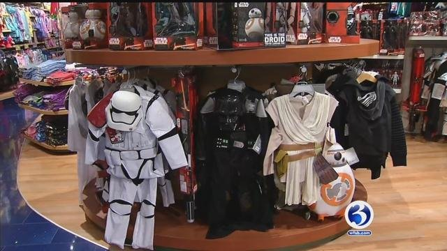 About 130 million people will shop on Black Friday. (WFSB)