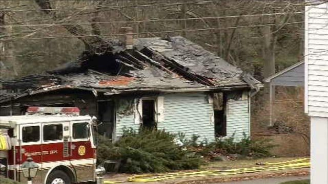 Multiple crews assist at Willimantic house fire (WFSB)