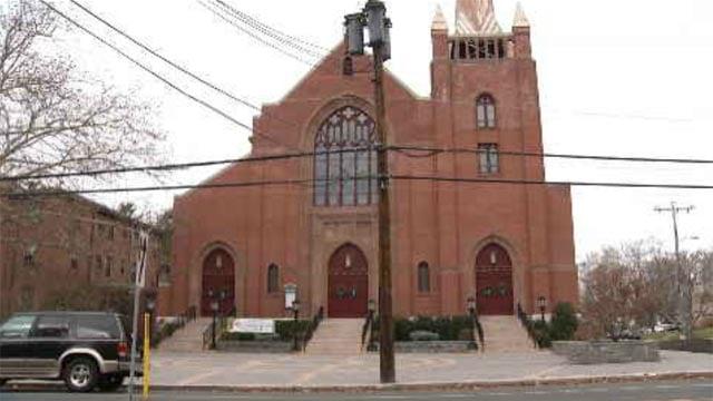 St. Thomas Church in West Hartford (WFSB)