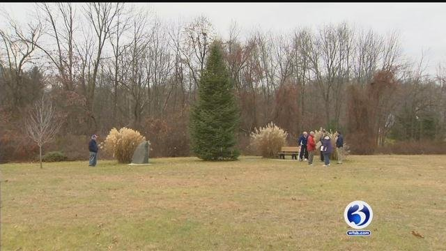 The first Christmas tree decorated in the United States was believed to be in Windsor Locks. (WFSB)