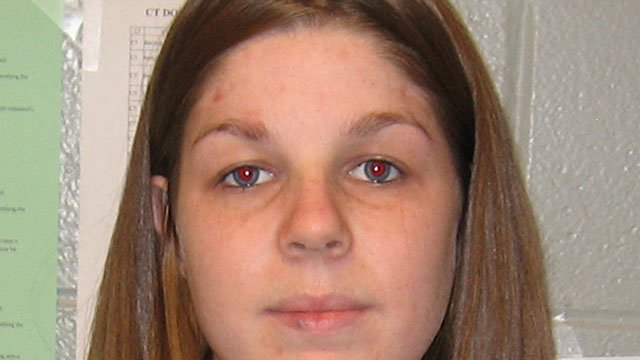 Abigail Daleb was arrested after stealing $283 worth of Red Bull from CVS. (Glastonbury Police Department)
