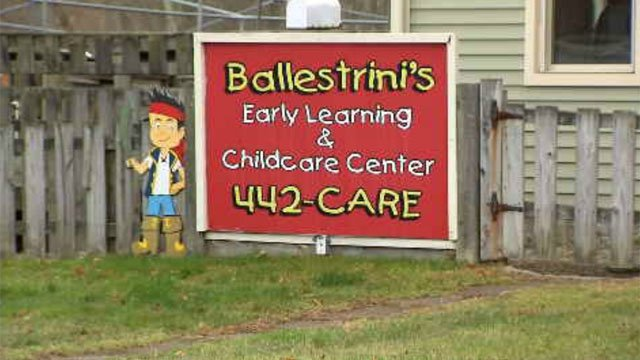 Child burned by hot water at daycare (WFSB)