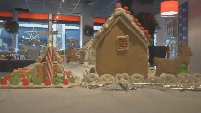 Gingerbread Build benefits Hartford Area Habitat for Humanity (WFSB)