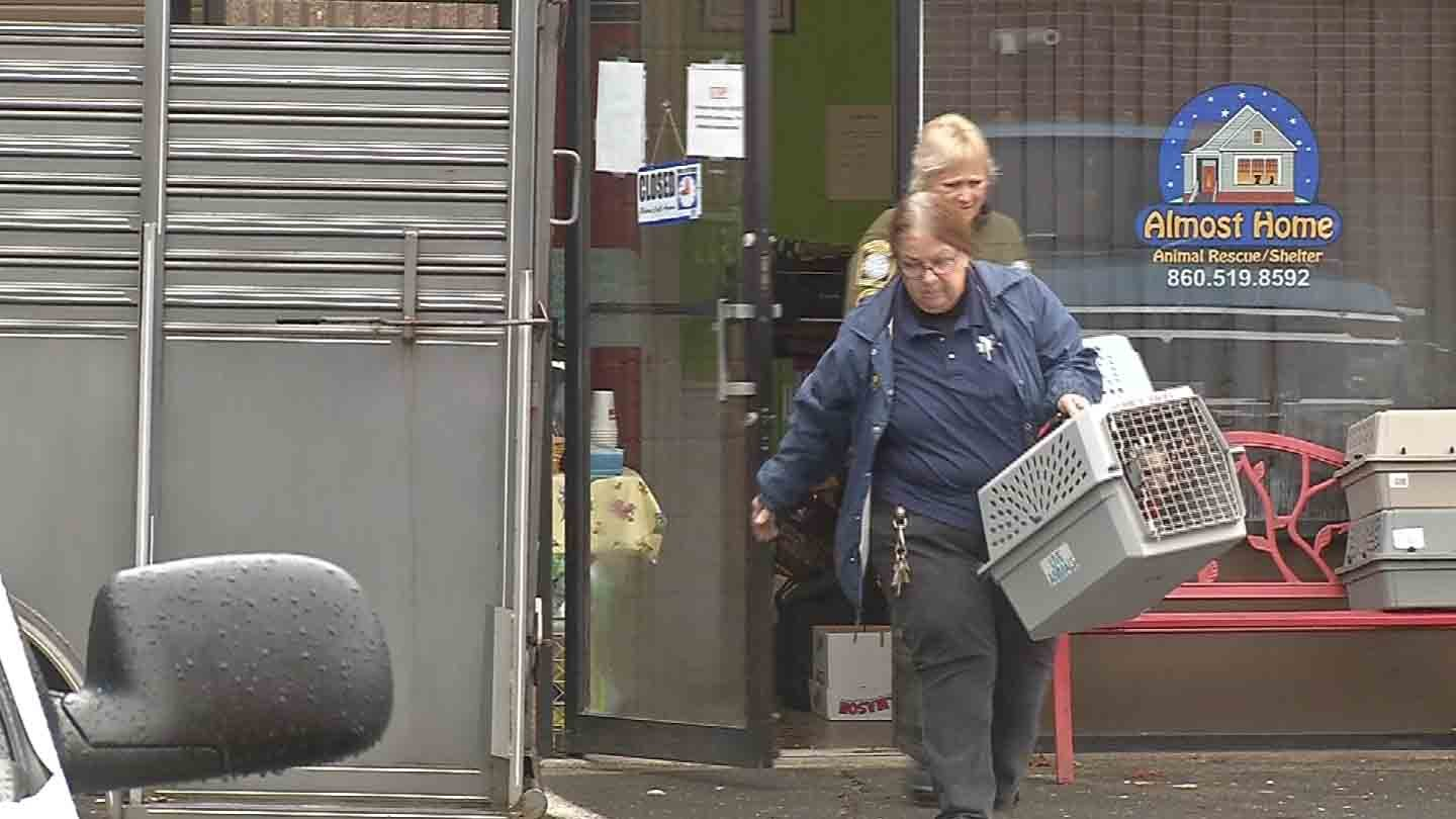 Investigators executed their warrant in December. (WFSB file photo)