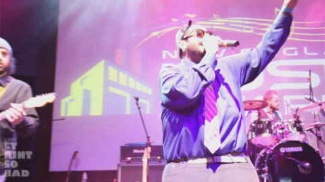 Hip-hop event held to help homeless (WFSB)