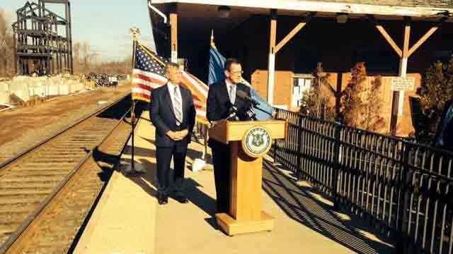 Hartford Rail Line service to launch in 2018 (WFSB)