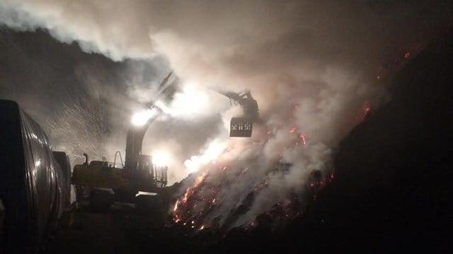 (Lebanon Volunteer Fire Dept. photo)