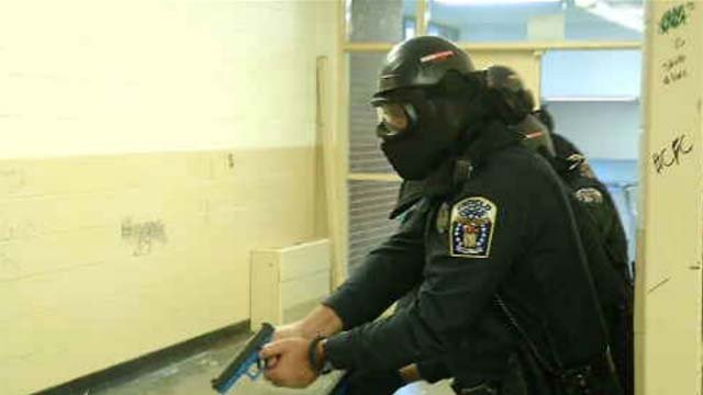 Enfield officers complete active shooter training (WFSB)