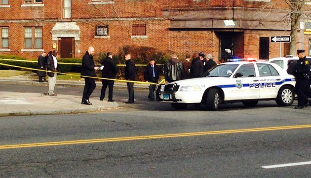 Fatal stabbing reported on Albany Avenue in Hartford. (WFSB)