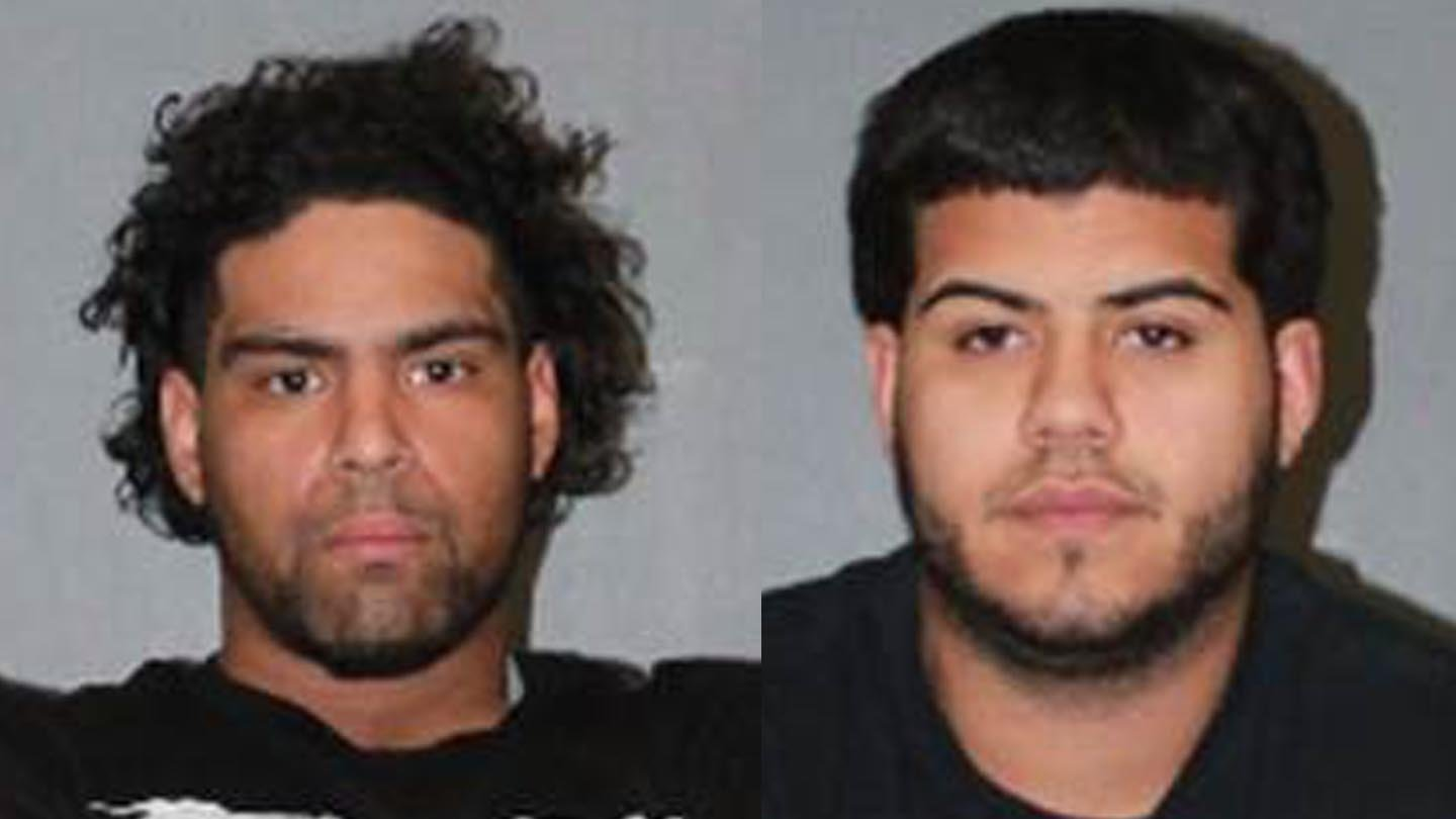 Jonathan Mendez and Anthony Ortiz-Malave. (West Hartford police photos)