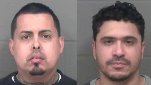 Jose Bauza-Negron and Reynaldo Caban. (New Britain police photos)