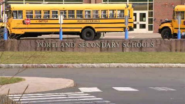 Portland schools on alert after report of man approaching students (WFSB)