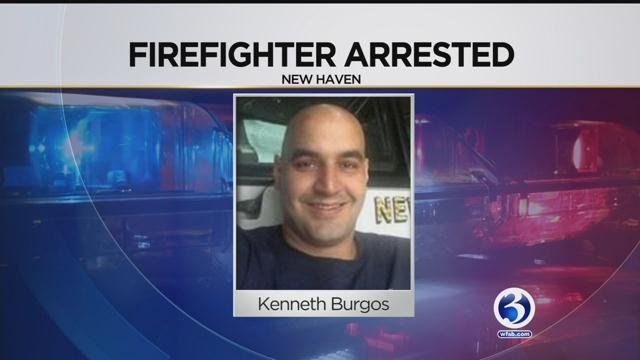 New Haven firefighter allegedly stole $125,000 from elderly woman (WFSB)