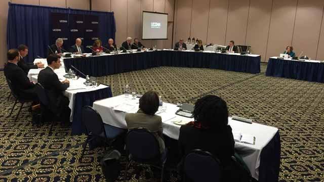 UConn's Board of Trustees looks to approve a tuition hike plan on Wednesday. (WFSB photo)
